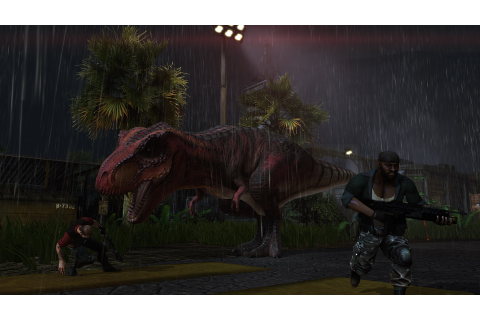 Primal Carnage: Extinction Review - Should be extinct