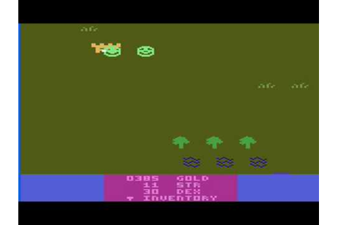 Dragonstomper - Atari VCS/2600 gameplay by ...