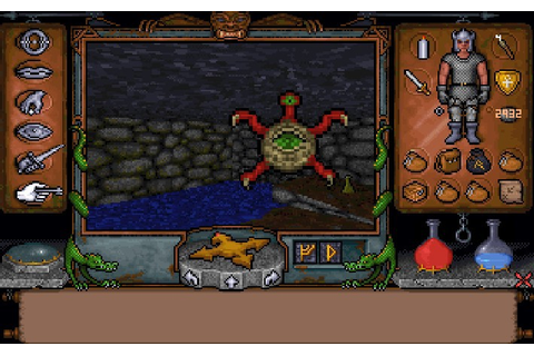 Ultima Underworld and the freedom to make bad choices ...