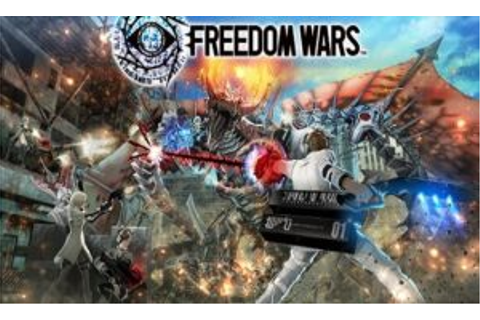 Download Freedom Wars Game Free For PC Full Version