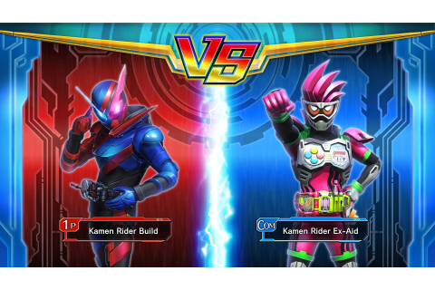 KAMEN RIDER CLIMAX FIGHTERS on PS4 | Official PlayStation ...