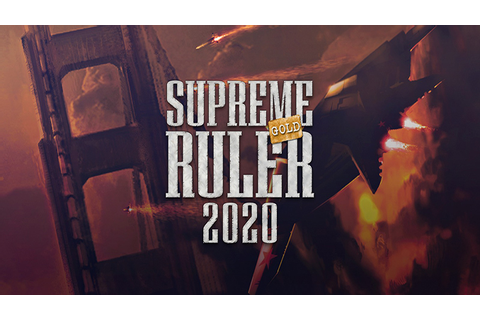 Supreme Ruler 2020 Gold Edition - Download - Free GoG PC Games