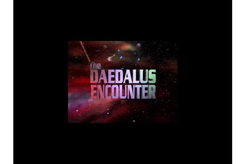 The Daedalus Encounter (1995) by Mechadeus Win3.1 game