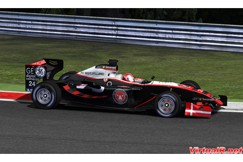 Superleague Formula 2009: The Game on Qwant Games