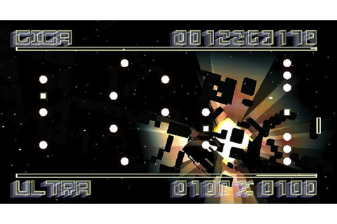 BIT.TRIP FLUX (WiiWare) Screenshots