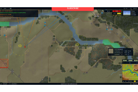 Armored Brigade Gameplay (PC Game) - YouTube