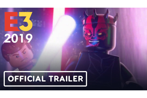 Lego Star Wars - The Skywalker Saga Official Reveal ...