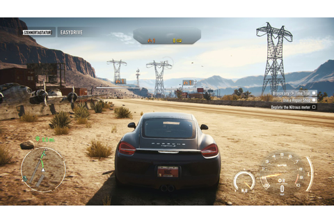 Games Free: Need For Speed Rivals Free Download For PC Game