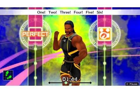 Fitness Boxing (Nintendo Switch) Game Profile | News ...