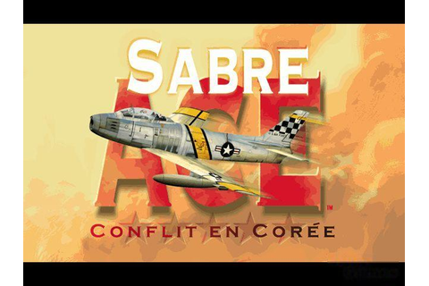 Sabre Ace: Conflict Over Korea Download (1997 Simulation Game)