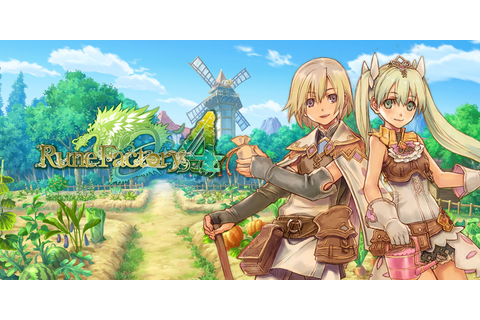 Rune Factory 4 | Nintendo 3DS download software | Games ...