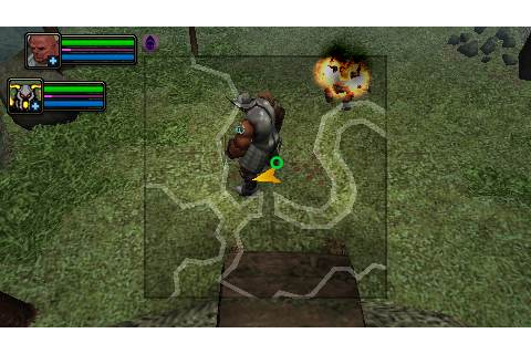 Dungeon Siege Throne of Agony ISO PPSSPP - isoroms.com