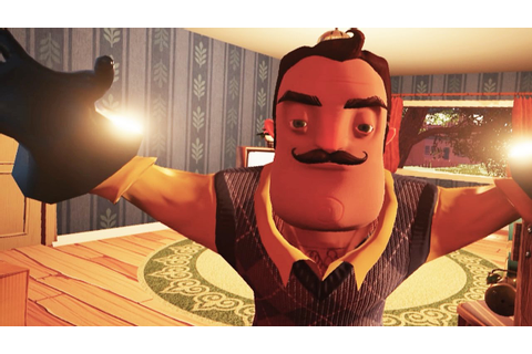 MY NEIGHBOR IS CRAZY! - Hello Neighbor Gameplay - YouTube