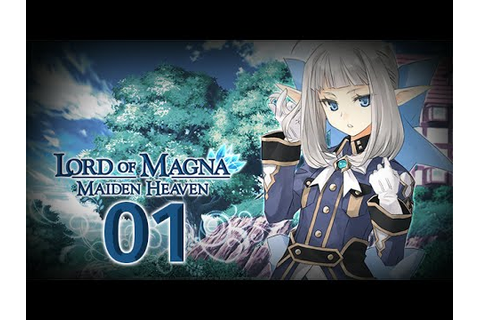 Lord of Magna Maiden Heaven - Ep 01 - Gameplay Walkthrough ...