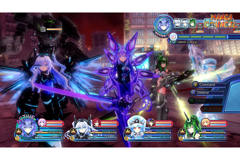 Megadimension Neptunia VII Save Game | Manga Council