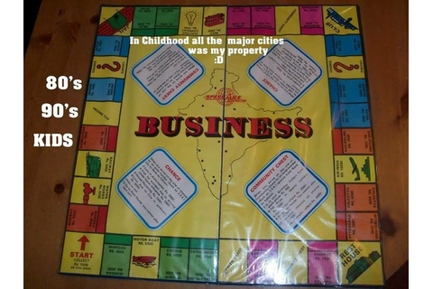 Business - Board Game! Chance| Rest House | Community ...