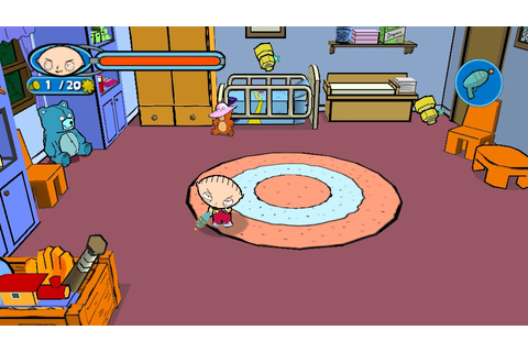 Family Guy - Video Game! (Europe) ISO