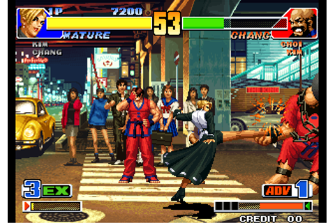 Play Arcade The King of Fighters '98 - The Slugfest / King ...