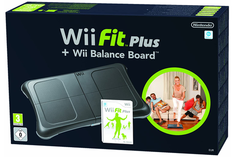 Games - WII FIT PLUS GAME WITH BALANCE BOARD BUNDLE / BID ...