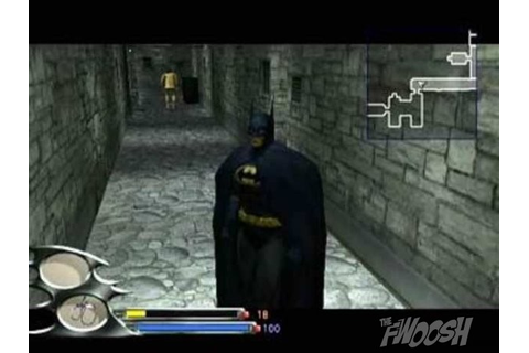 Kemco: Batman Dark Tomorrow | The Fwoosh