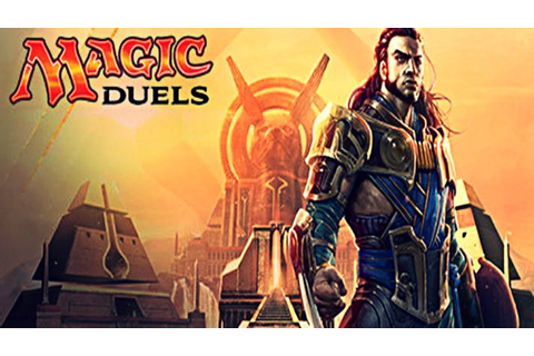 Magic Duels Game Xbox One - YouTube