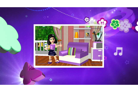 LEGO Video Games - LEGO Friends Video Game - YouTube