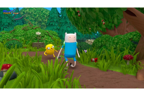 PlayStation 4 (PS4) Adventure Time: Finn and Jake ...