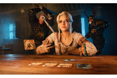 GWENT The Witcher Card Game New Update Opens New ...