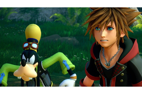 Kingdom Hearts 3 -- Road to E3 2018 - IGN
