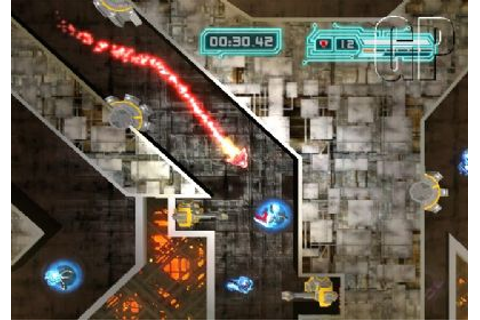 Evasive Space Revealed by YUKE'S (WII)