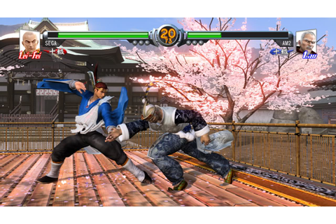 Virtua Fighter 3 Game Free Download