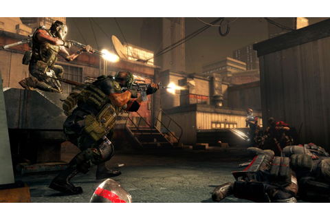 Army of Two : Le 40ème Jour : Chapters of Deceit (Jeu Xbox ...
