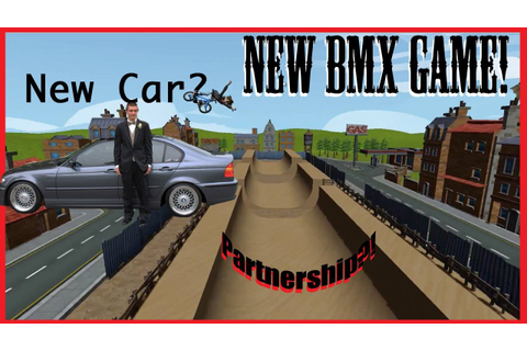 Pumped BMX The Pipe | New PC BMX Game | Team up with Me ...