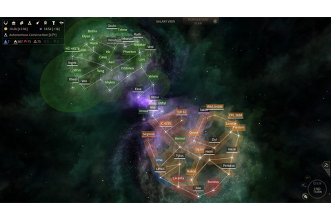 Endless Space 2: Building 4X Space Strategy