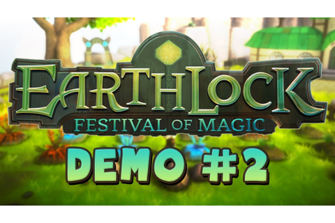 Earthlock: Festival Of Magic (Demo) - Part 2 - YouTube