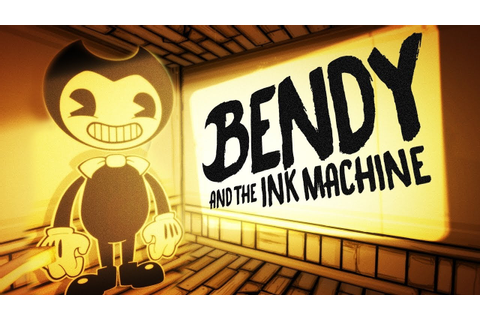 THIS GAME IS SCARY AS F*CK | Bendy and the Ink Machine ...