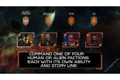 Starion Tactics - Download Free Full Games | Strategy games