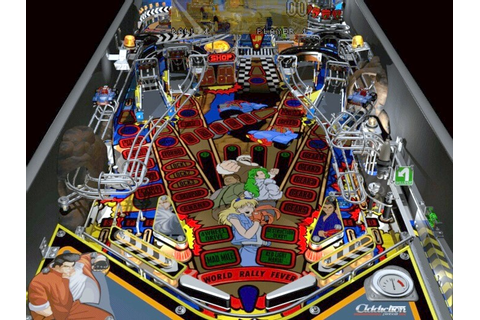 Pinball Addiction