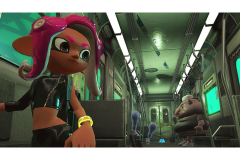 Splatoon 2: Octo Expansion (Switch eShop) News, Reviews ...