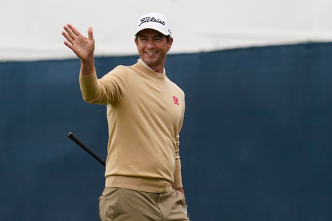 Adam Scott back in PGA chase after long break Down Under ...