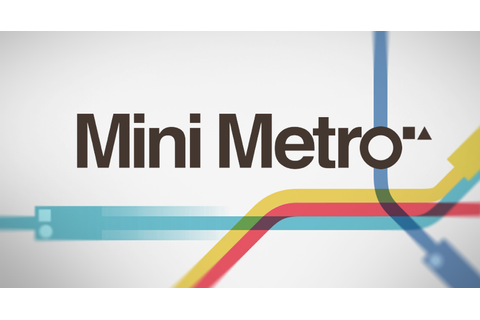 Mini Metro (video game) - Wikipedia