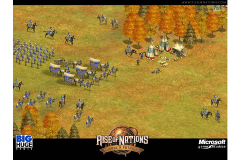 Více o Rise of Nations: Throne and Patriots - Games.cz