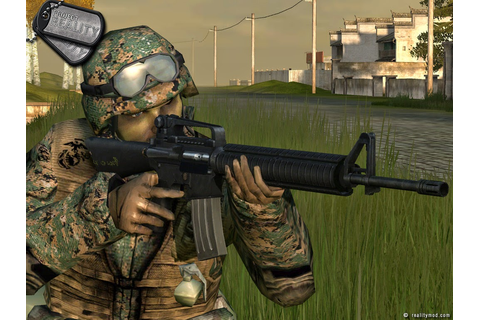Battlefield 2 Project Reality PC Game ~ Download Games ...