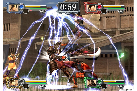 Onimusha Blade Warriors - screenshots