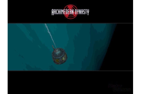 Archimedean Dynasty Download (1996 Simulation Game)