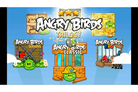 Angry Birds Trilogy | Citra Emulator (CPU JIT) [1080p ...