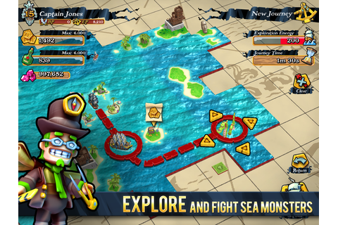 Plunder Pirates - Ex-Sony devs and industry legend Ian ...