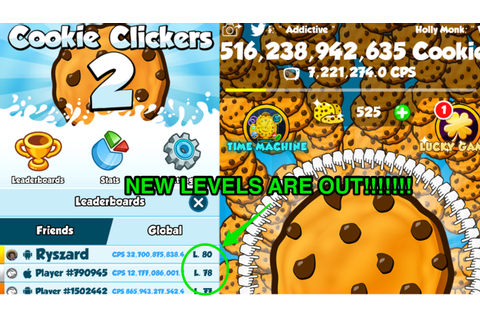 redBit games Cookie Clickers 2 gets new minigame (Cookie ...