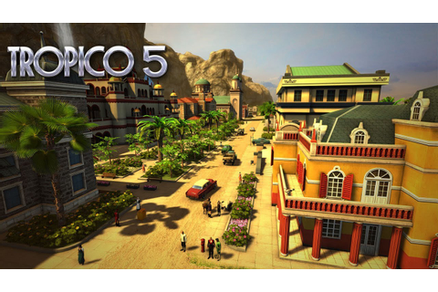 Tropico 5 - Gameplay Trailer - YouTube