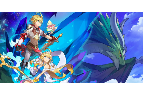 Nintendo's Mobile Game Dragalia Lost Detailed, Pre ...